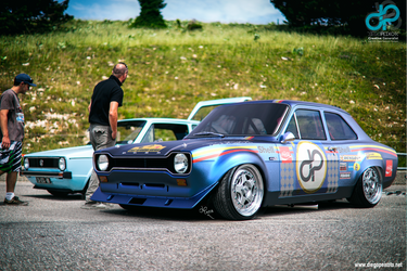Ford Escort RS2000 MKI by CrazyPXT