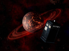 The Lonely Tardis by Kudos707