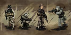 soldier demo by capottolo