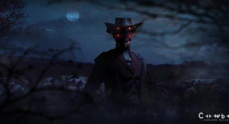 night lynx - cowboy by capottolo