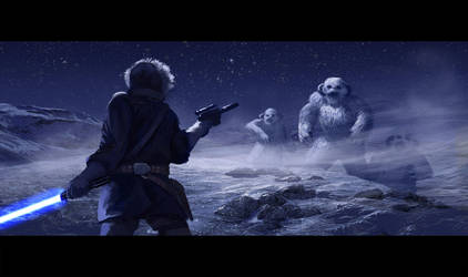 Wampa attack by polles
