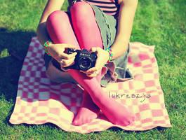 Take me on a picnic. by Lukreszja