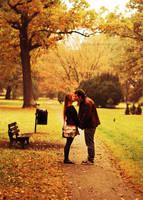 Autumn love. by Lukreszja