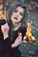 Fire inside me. by Lukreszja