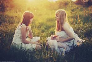 Sisters. by Lukreszja