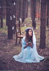 Weird forest. by Lukreszja