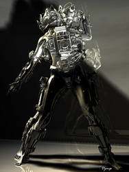 Robot Love by CharlyChanGo