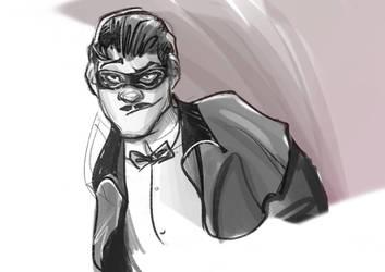 Gentleman Thief by theTieDyeCloak