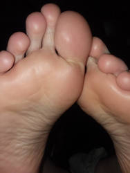 The softest morning soles! by staticwayne666