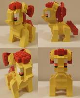 Lego Apple Bloom by Fian-gard