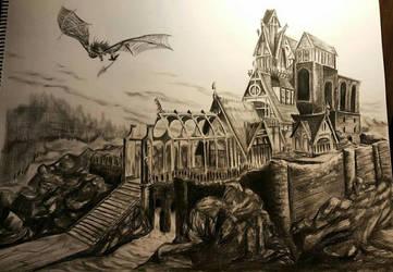 Dragon's Reach by KiraMoses