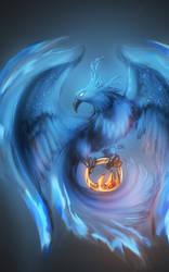 Phoenix Lord by KiraMoses