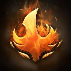 Fire In Brioco - Logo Design by KiraMoses