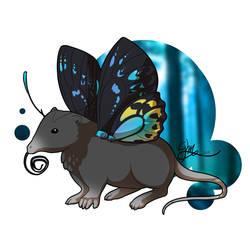 Shrewfly by KiraMoses