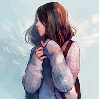 blue by xaiisu