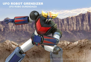 Grendizer act1 by praywibowo