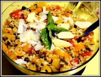 Salade de riz et legumes du soleil by EmiEmo02