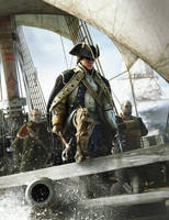 Assassin's Creed 3-Naval by SeedSeven