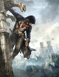ASSASSIN'S CREED UNITY cover by SeedSeven