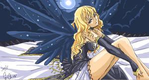 Angel of the Night by Joichiroll