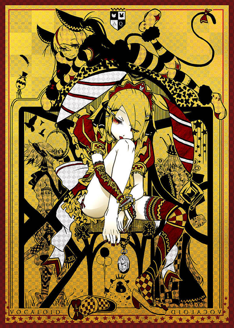 Alice-Rin by kanipanda