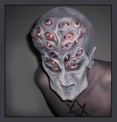 Alien God ... by marleausarah
