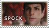 Spock stamp by TrekkyStamps