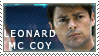 Leonard Mc Coy by TrekkyStamps