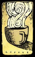 Hot Coffee by grungepuppy