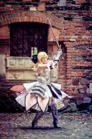 FATE: UC - a dancer in combat by Kairisia