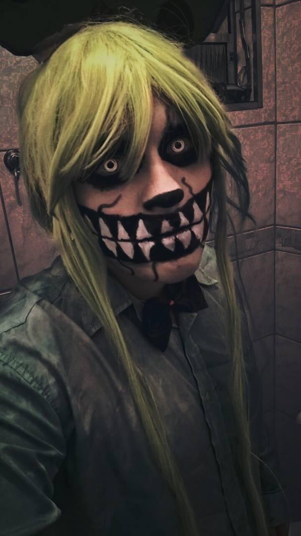 scraptrap cosplay by brnnightmare