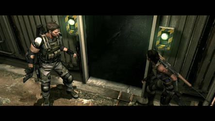 RE5 You First by TheDarkFox778
