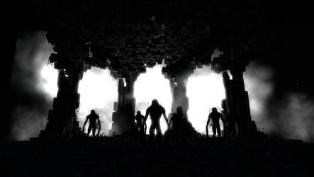 Metro 2033 - The Darks by TheDarkFox778