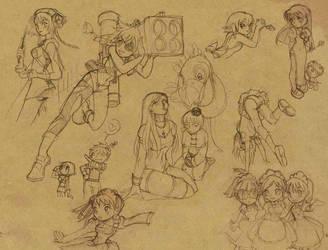 Sketch no.1 by babalisme