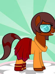 Velma Ponyfied by Brelia9794