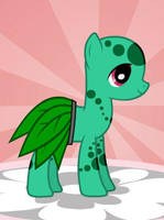 Bulbasaur Ponyfied by Brelia9794