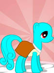 Squirtle Ponyfied by Brelia9794