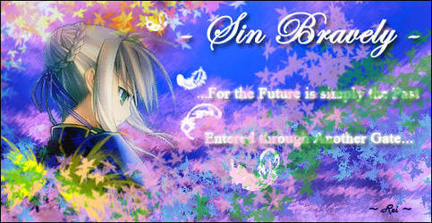 Signature Icon - Sin Bravely by KurobaX