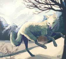 Wolf by Hakyun