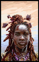 african hunter by Pablander
