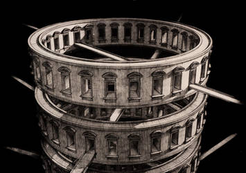 Cylindrical Structure by hir77