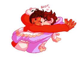 soft boyf riends by fallenbuttercups