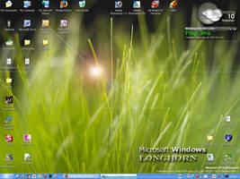 My desktop by MindaugasR