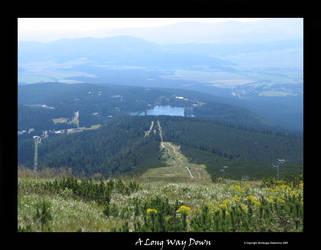 A Long Way Down by MindaugasR