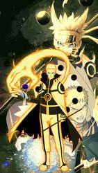 Naruto uzumaki by luckyal77