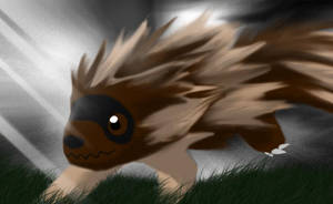 Zigzagoon by Greg2613