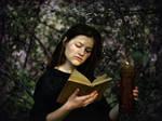 Poetry everywhere by kasztelnikowa