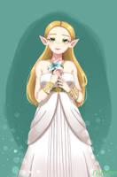 Zelda - Breath of the Wild by Hichiyan