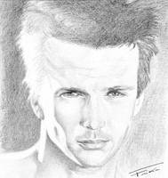 Sean Patrick Flanery by 407blackblossom