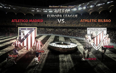 Europa League Final 2012 by MakaayR